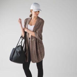 Lululemon Breeze Easy Wrap Cardigan XS / Small